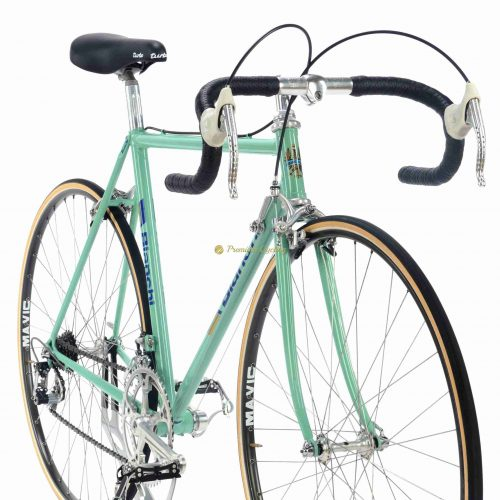 1982 BIANCHI Specialissima Super Record, Eroica vintage steel collectible bike