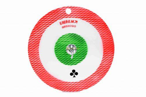 Ambrosio Logos 650-700C disc wheelset for Colnago Master Crono (1980s)