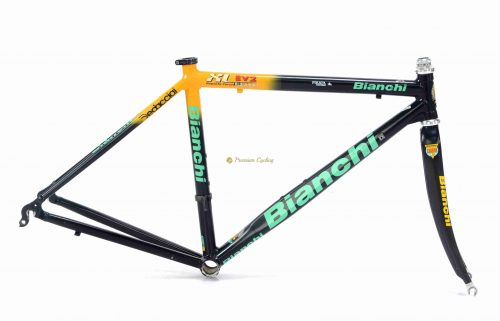 BIANCHI XL EV2 1999 Marco Pantani Specialissima frameset