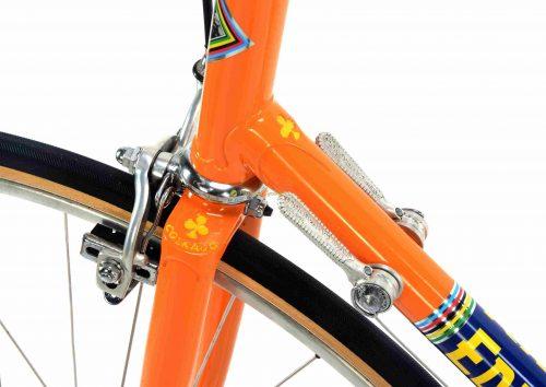 COLNAGO Super Eddy Merckx Molteni mid 1970s, Campagnolo Nuovo Record, Eroica vintage steel collectible bike