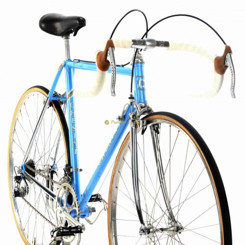 Early 1980s CHESINI Precision Super Record, Columbus SL, Eroica vintage steel collectible bike