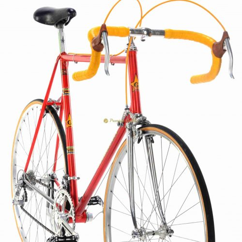 GUERCIOTTI SL Record 1977, Eroica vintage steel collectible bike