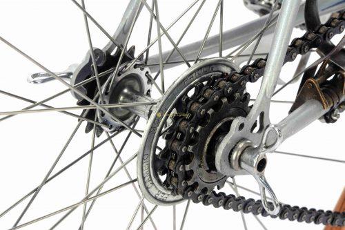 1938 FREJUS Torino corsa, Vittoria Margheritta gears, Eroica vintage steel collectible bike