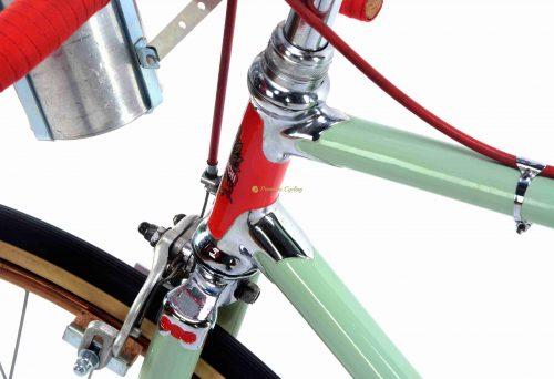 BIANCHI Folgore Campagnolo Cambio Corsa 1940-41, Eroica vintage steel collectible bike