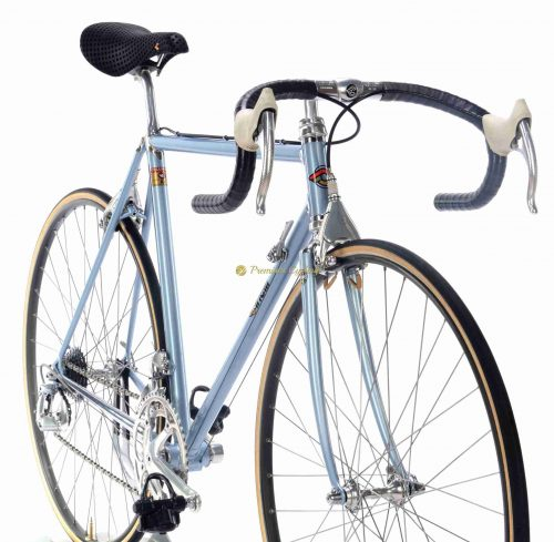 CINELLI Supercorsa SLX Campagnolo C Record Delta 1987, Eroica vintage steel collectible bike