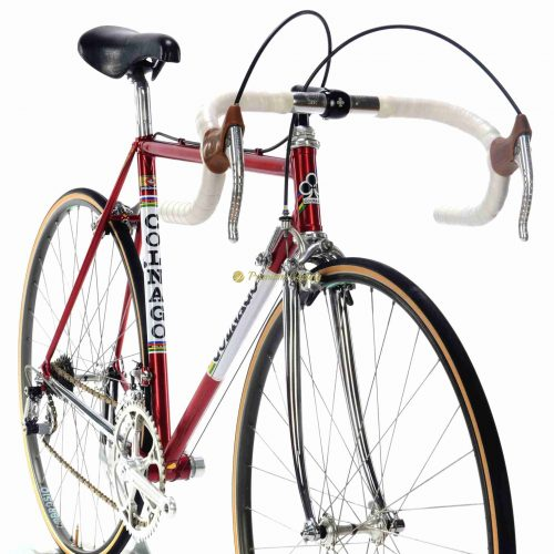 COLNAGO Nuovo Mexico Profil 1983, Campagnolo Super Record, Eroica vintage steel collectible bike