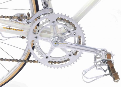 1968-69 COLNAGO Super Roma, Campagnolo Nuovo Record, Eroica vintage steel collectible bike