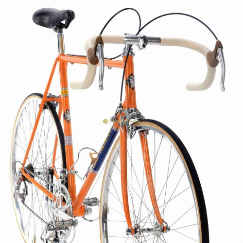 1973 COLNAGO Super Eddy Merckx Molteni, Campagnolo Nuovo Record, Eroica vintage steel collectible bike