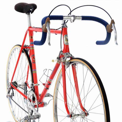 1974 GALMOZZI Super Competizione Campagnolo Nuovo Record, L'Eroica vintage steel collectible bike