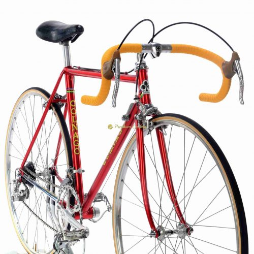 1975 COLNAGO Super Campagnolo Nuovo Record, 52 cm, Eroica vintage steel collectible bike