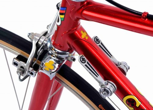 1975 COLNAGO Super Campagnolo Nuovo Record, 52 cm, Eroica vintage steel collectible bike