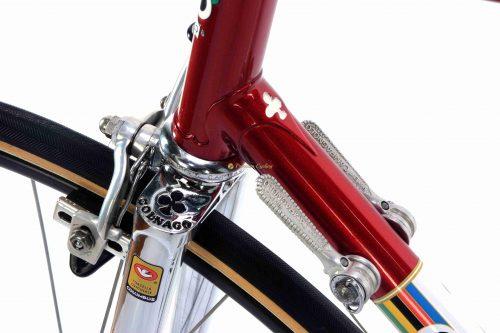 1978-79 COLNAGO Super Saronni, Campagnolo Super Record, Eroica vintage steel bicycle