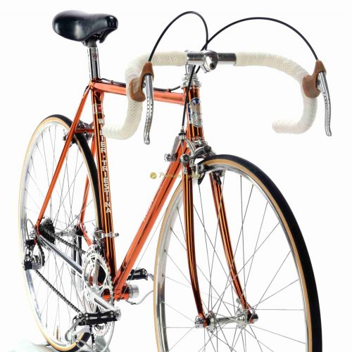 1978-79 WILIER Triestina Superleggera Ramata, Campagnolo Super Record, Eroica vintage steel collectible bike
