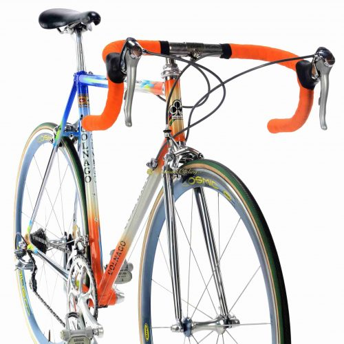 1994 COLNAGO Master Olympic Rabobank Shimano Dura ace 7410, vintage steel collectible bike