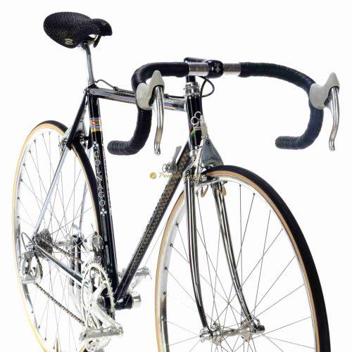 Late 1980s COLNAGO Master Oro Retinato, Campagnolo C-Record Delta, vintage steel collectible bike
