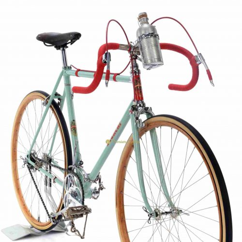 1935 BIANCHI Bovet, Vittoria Margheritta gears, Eroica vintage collectible bike