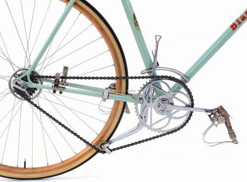 1935 BIANCHI Bovet, Vittoria Margheritta gears, Eroica vintage collectible bike