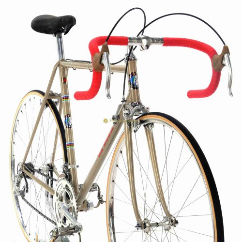 1969-70 DE ROSA Strada Campagnolo Nuovo Record, L'Eroica vintage steel collectible bike, Premium Cycling