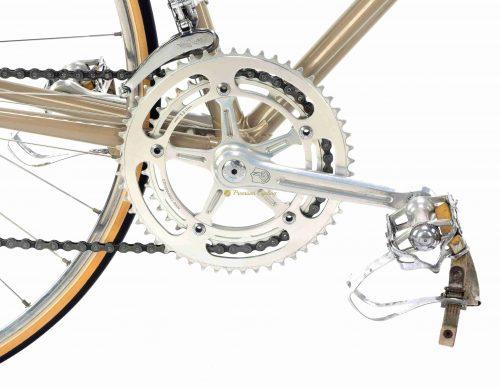 1969-70 DE ROSA Strada Campagnolo Nuovo Record, L'Eroica vintage steel collectible bike, Premium Cycling