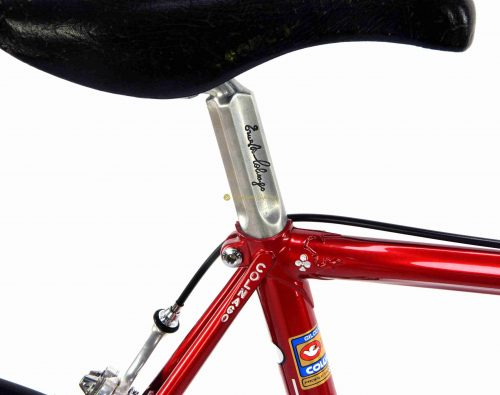 1984-85 COLNAGO Master Arabesque by Giuseppe Saronni Del Tongo Colnago team, vintage collectible bike