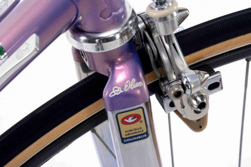 1987 OLMO Leader Campagnolo Chorus 58cm, Eroica vintage steel collectible bike