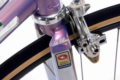 1987 OLMO Leader Campagnolo Chorus 58cm, Eroica vintage steel collectible bike