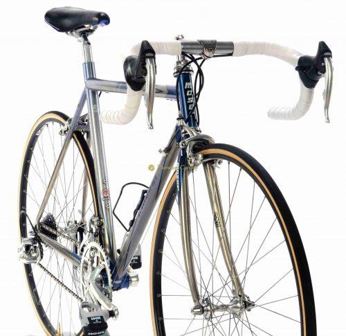 1994 Moser Titanio Campagnolo Record 8s, vintage collectible titanium bike