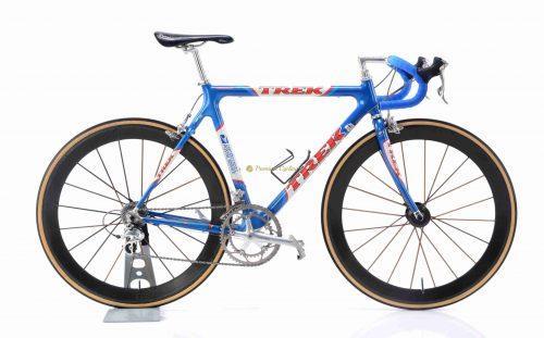 1999 TREK 5500 OCLV US Postal, Shimano Dura ace 7700, Lightweight wheels, vintage collectible bike