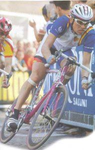 Jan Ullrich with ADA wheels