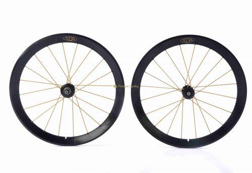 ADA Lightweight carbon wheelset 1997-98