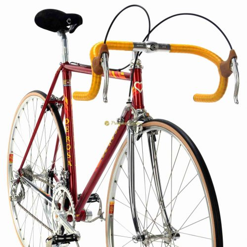 DE ROSA Professional Campagnolo 50th 1984-85, Eroica vintage steel collectible bike