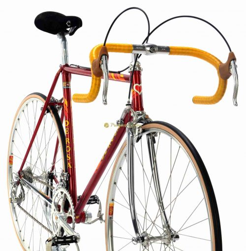 DE ROSA Professional Campagnolo 50th 1984-85, Eroica vintage steel collectible bike