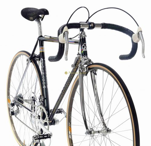 1985 COLNAGO Master Oro Retinato, Campagnolo Super Record, Eroica vintage steel collectible bike