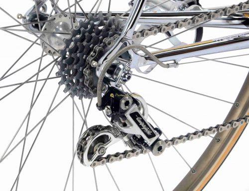 1985 COLNAGO Master Oro Retinato, Campagnolo Super Record, Eroica vintage steel collectible bike