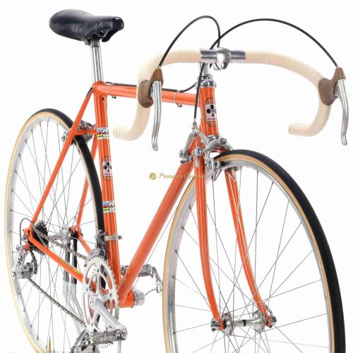 Early 1970s COLNAGO Super, Campagnolo Nuovo Record, Eroica vintage steel collectible bike by Premium Cycling
