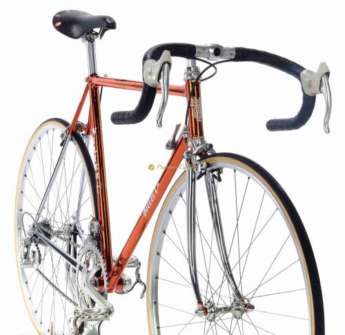 WILIER Ramata MS (Columbus multi shape), Campagnolo C Record Cobalto, vintage steel collectible retro bicycle