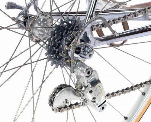 WILIER Ramata MS (Columbus multi shape), Campagnolo C Record Cobalto, vintage steel collectible retro bicycle