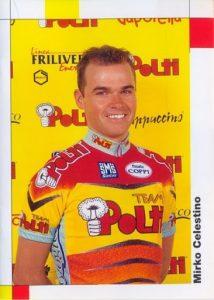 Mirko Celestino - Team Polti 1999
