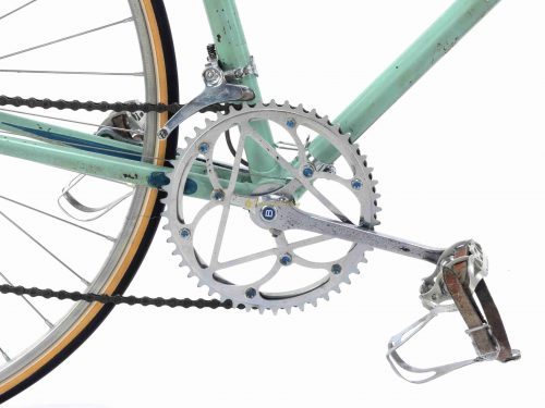 1952 BIANCHI Tour de France Fausto Coppi, Eroica vintage steel collectible museum bike by Premium Cycling