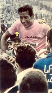 G.Nencini - 1957 Giro d'Italia winner