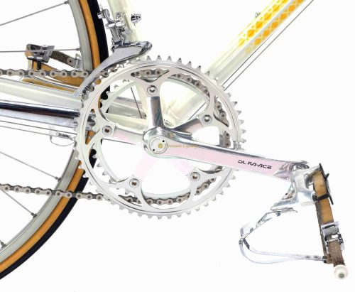 1980s COLNAGO Esa Mexico Shimano Dura Ace 7400, Eroica vintage steel collectible bike by Premium Cycling