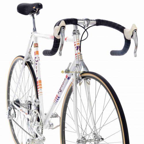 1987 ROSSIN Ghibli SLX, Campagnolo C Record Delta 1987, Eroica vintage steel collectible bike by Premium Cycling