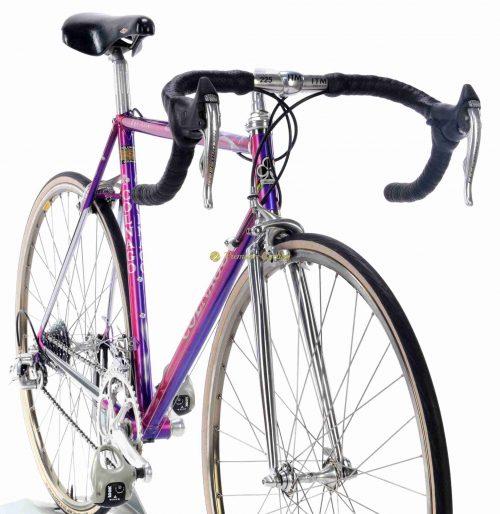 1996 COLNAGO Tecnos Campagnolo Record 8s, vintage steel collectible bike by Premium Cycling