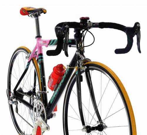 BIANCHI XL EV2 Marco Pantani Mercatone Uno Tour de France 2000, vintage collectible racing bike by Premium Cycling