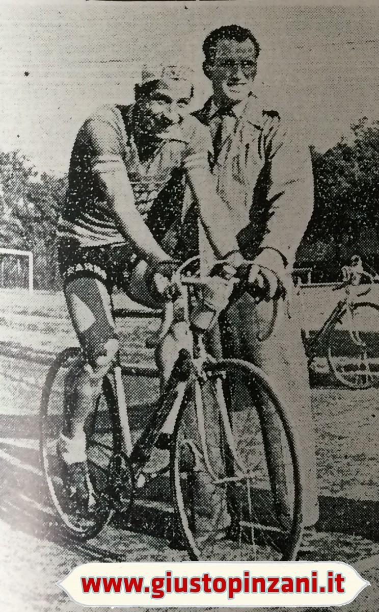 Gastone Nencini and Giusto Pinzani