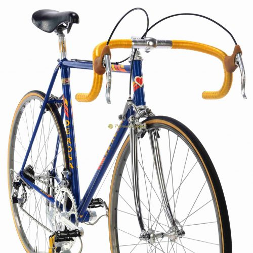 Mid 1980s DE ROSA Professional Sammontana, Campagnolo Super Record, Eroica vintage steel collectible bike by Premium Cycling