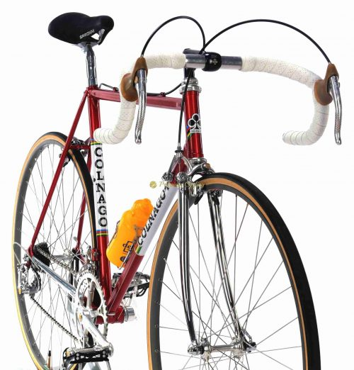 1983 COLNAGO Nuovo Mexico Del Tongo, Campagnolo 50th Anniversary groupset, Eroica vintage collectible bike by Premium Cycling