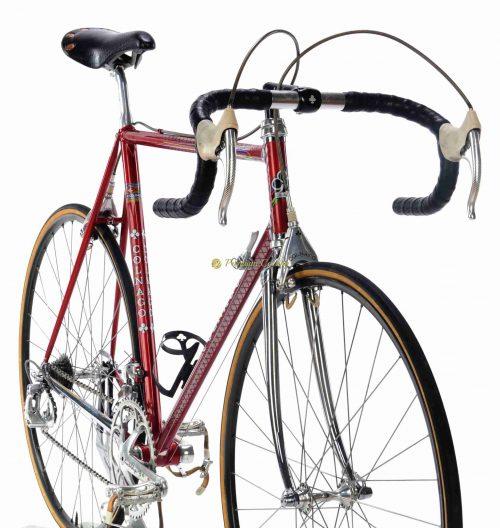 1986 COLNAGO Master Saronni Retinato Campagnolo Record Delta, L'Eroica vintage steel collectible bike