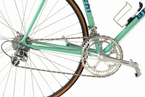 1992 BIANCHI Carbon Pro Gianni Bugno, vintage steel collectible bike by Premium Cycling