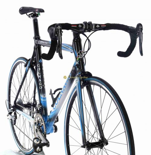 2007 COLNAGO Extreme Power Campagnolo Record Titanium 10s, collectible vintage racing bike by Premium Cycling